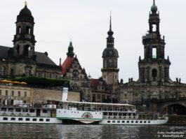 Dresden mit Hofkirche