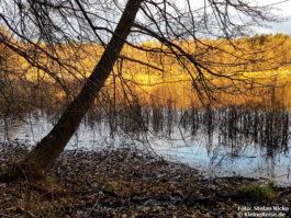 Rundweg um den Fängersee bei Strausberg